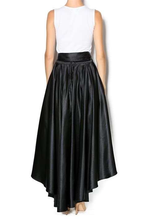 gracia high low skirt from by high maintenance