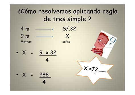 a la de tres 1540539490 diapositivas regla de tres simple