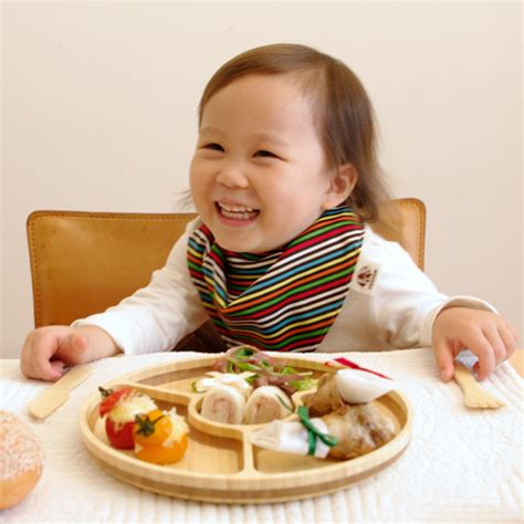 Baby Meal Set baby meal setベビーミールセット名入れなし funfamファンファン