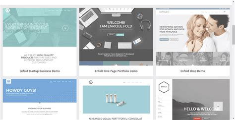 themes enfold premium responsive wordpress themes 10 of the best themes