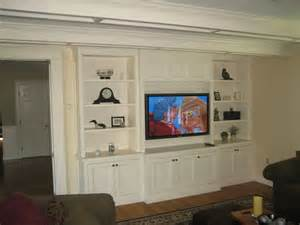 Bookcase Built Into Wall Custom Built Ins Fabrizio Construction