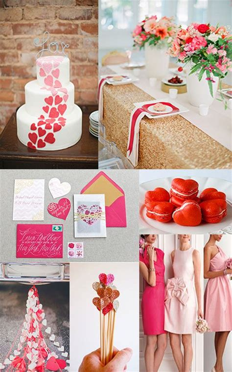 Valentines Day Weddings by 10 Inspiring Ideas For A Valentines Day Wedding