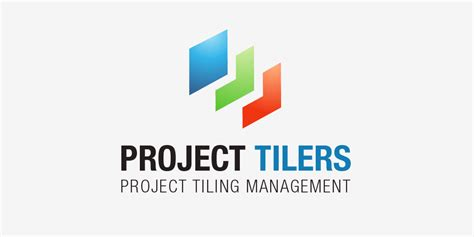 design a modern logo for dutch project management group project tilers logo design concept by zorrosweb15 on