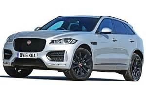 Cars Uk Jaguar F Pace Suv Review Carbuyer