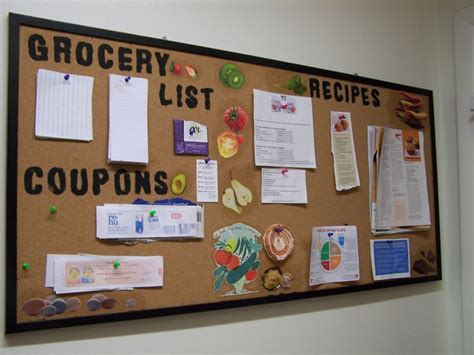 25 Best Ideas About Kitchen Bulletin Boards On