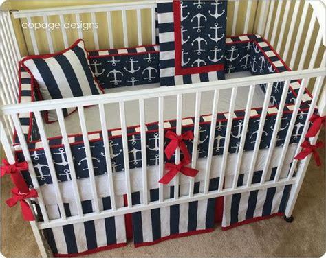 nautical crib bedding best 25 sailor baby ideas on nautical decor