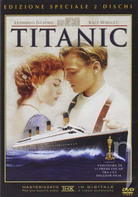 film titanic zdarma dvd film titanic 2 dvd l dicaprio b paxton b