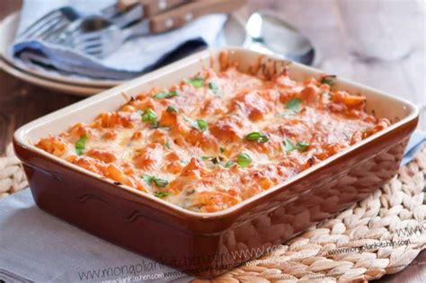 pasta bake recipes baked pasta casserole recipes dishmaps