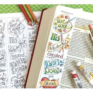 faith fear bible study lettering and watercolor books complete guide to bible journaling creative techniques to