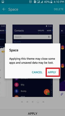 changing themes on lollipop how to change themes on android lollipop 5 1 2 kitkat