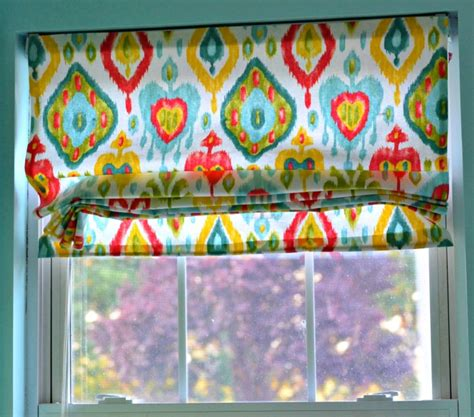 roman curtain patterns how to make roman shades 28 diy patterns and tutorials