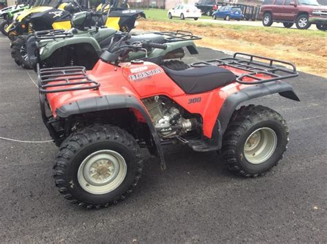 Honda 300 Fourtrax For Sale by 2000 Honda 300 4x4 Motorcycles For Sale