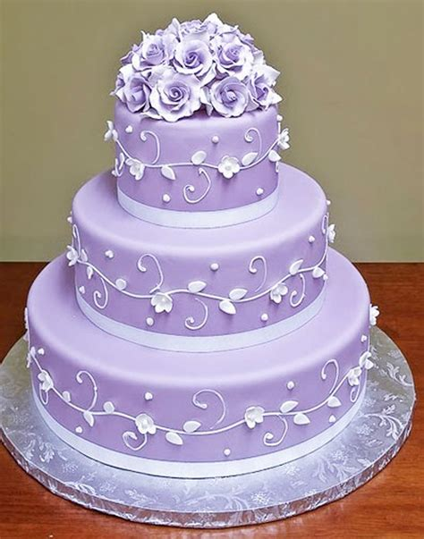 Wedding Cake by Lavender Wedding Cakes Wedding Cake Cake Ideas By