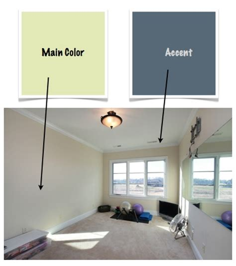 a color specialist in what color should i paint my exercise room
