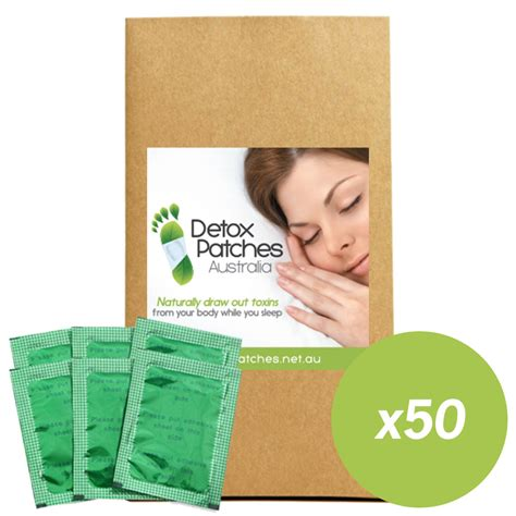 Detox Patches For Weight Loss by 50 Pack Detox Patches