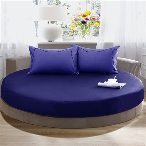 round queen bed new style 100 cotton fitted bed sheet round beds bed