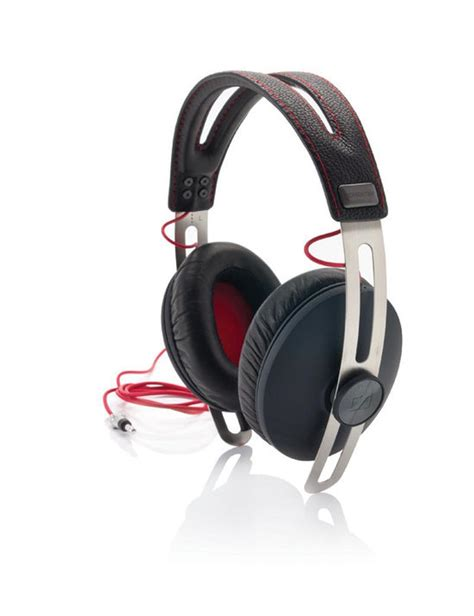 sennheiser momentum headphones sennheiser momentum black review pc advisor