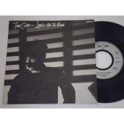 the cure let s go to bed let s go to bed by the cure sp with mjlam ref 115373020