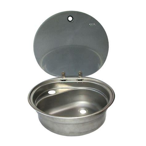 caravan sink with lid caravansplus cramer stainless steel sink with glass lid