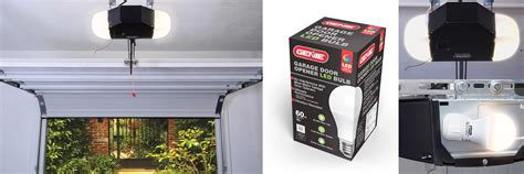 led lights interfere with garage door opener genie led garage door opener light 60 watt 800