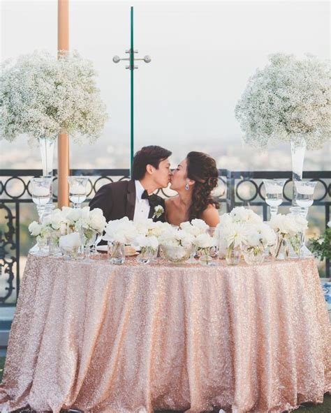 25 best ideas about wedding table linens on