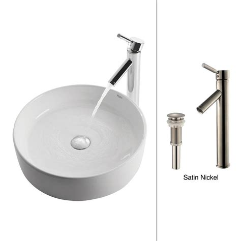 vessel bathroom sinks home depot rectangle vessel sinks bathroom sinks the home depot