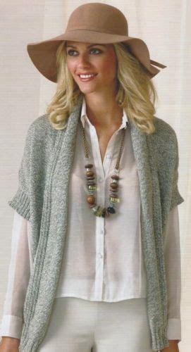 knitted gilet pattern b2080a dk waistcoat gilet knitting pattern 32 48