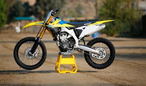 2019 suzuki rmz 2019 suzuki rm z450 ride impression dirt bike test