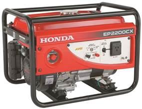 Honda Generators Dealers Honda Ep2200cx Avr Generator Adelaide Dealer