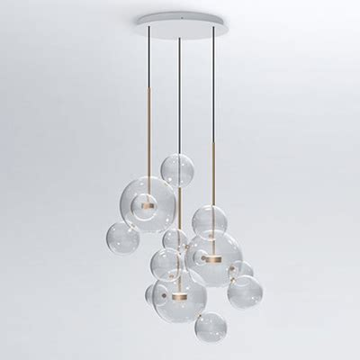 multi pendant light globe glass multi light pendant light brass stem