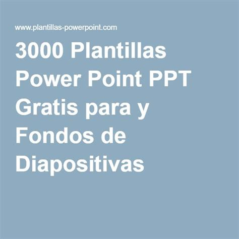 3000 Plantillas De Powerpoint | m 225 s de 25 ideas fant 225 sticas sobre presentaciones power