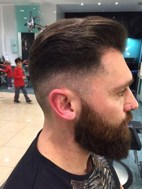 cortes de cabello caballero 2016 perfil del corte de pelo y barba hipster cortes de pelo
