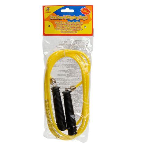 buitenspeelgoed springen summer fun springtouw geel online kopen lobbes nl