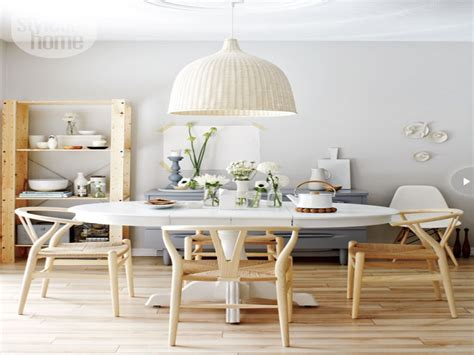 Scandinavian dining room tables 20 astonishing scandinavian dining room ideas rilane