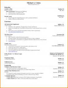 Resume Template Ms Word by Resume Template Microsoft Word 2017 Learnhowtoloseweight Net
