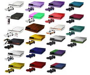 ps4 colors ps4 in 23 different colors