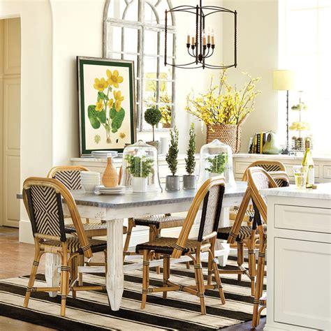 spring  eclectic dining room atlanta  ballard