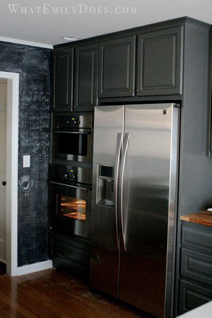 Cupboard Fridge - kitchen cabinets refrigerator surround kitchen kitchen