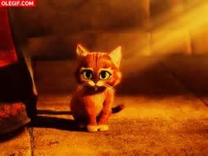 GIF: El gato con Botas (Gif #2919) Gatos