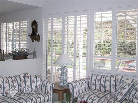 do plantation shutters block much light plantation shutters for sliding glass doors do s don t