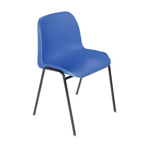 For A Chair by Value Classroom Chairs Blue The Consortium Education