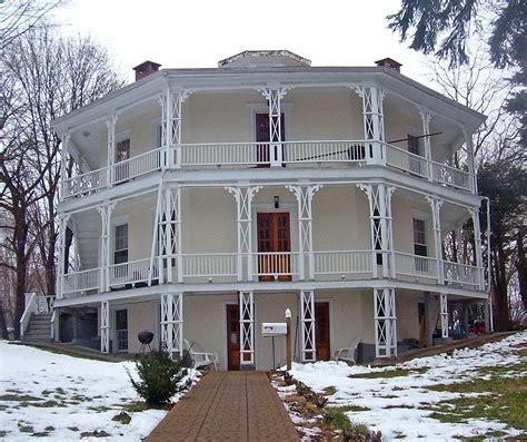 Octagon House by File Octagon House Danbury Ct Jpg Wikipedia