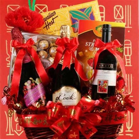 new year gift to in the best new year gift baskets ideas with gift