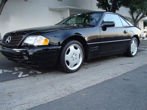 1998 mercedes sl500 1998 mercedes sl500 convertible 130544