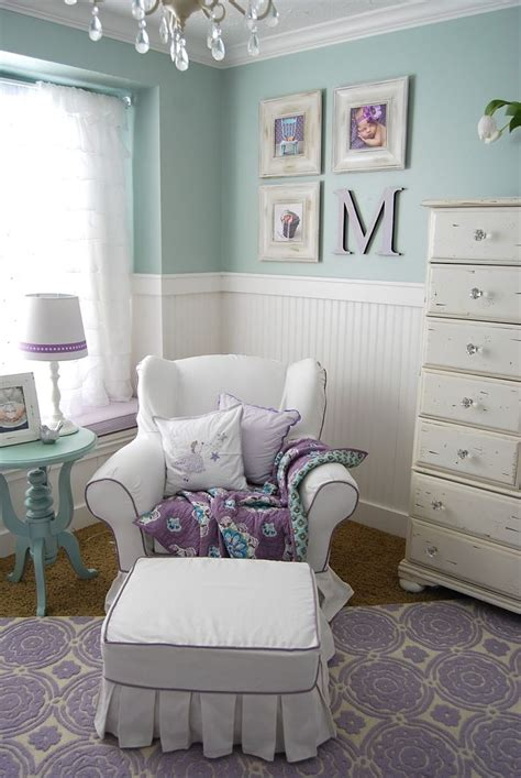 lilac and purple bedroom white lavender and turquoise baby room babies