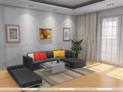 Simple Living Room Ideas by Interior Exterior Plan Simple And Uncluttered Living