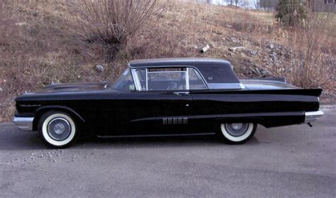 1958 ford coupe 1958 ford thunderbird coupe 75451