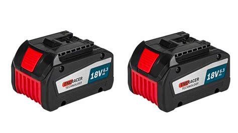 test batteria test et avis batterie sans fil bosch gba 18 v 6 3 ah li