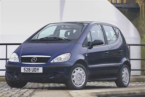 how much are classes mercedes a class hatchback review 1998 2004 parkers