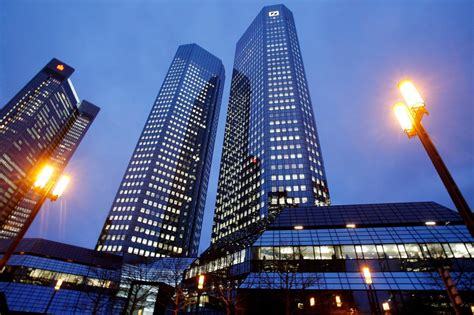 deutsche bank in new york new counsel for deutsche bank is used to u s inquiries